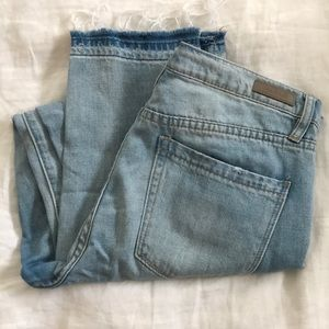 Blank NYC high rise mom jeans sz 29
